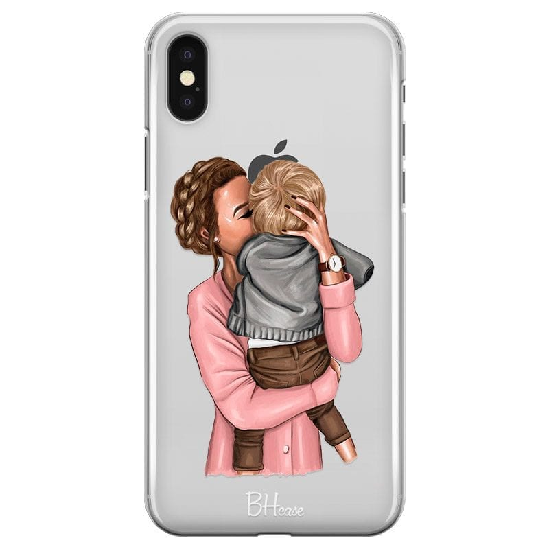Mom With Baby Case iPhone XS Max