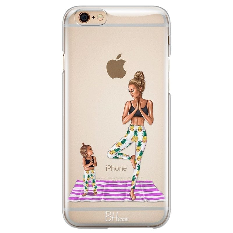 Mom Yoga Case iPhone 6 Plus/6S Plus