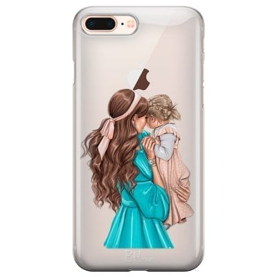Mommy's Girl Case iPhone 7 Plus/8 Plus