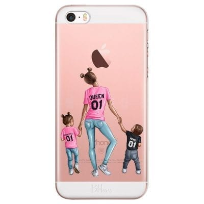 Mom's Life Case iPhone SE/5S