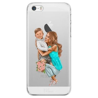 Mother Love Case iPhone SE/5S