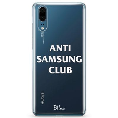 Anti Samsung Club Case Huawei P20