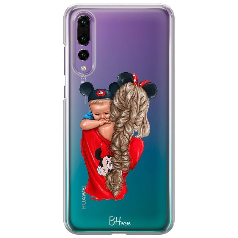 Baby Mouse Case Huawei P20 Pro
