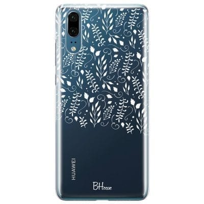 Floral Case Huawei P20