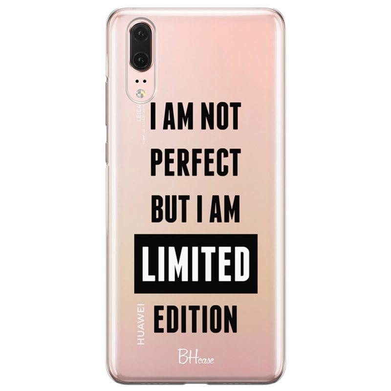 I Am Limited Edition Case Huawei P20