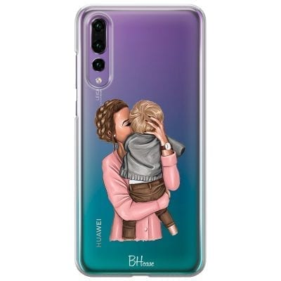 Mom With Baby Case Huawei P20 Pro