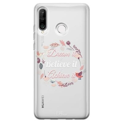Achieve It Case Huawei P30 Lite
