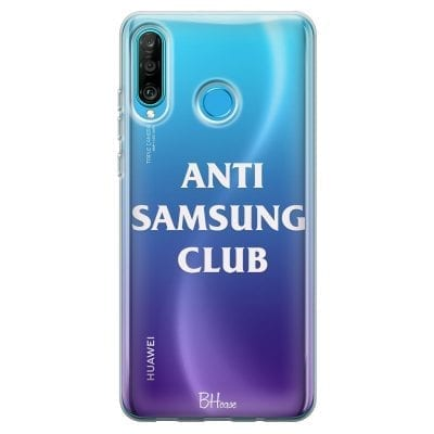 Anti Samsung Club Case Huawei P30 Lite