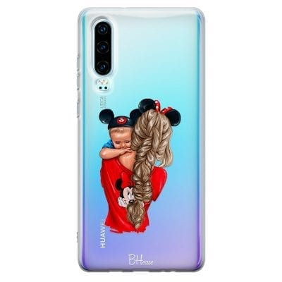 Baby Mouse Case Huawei P30
