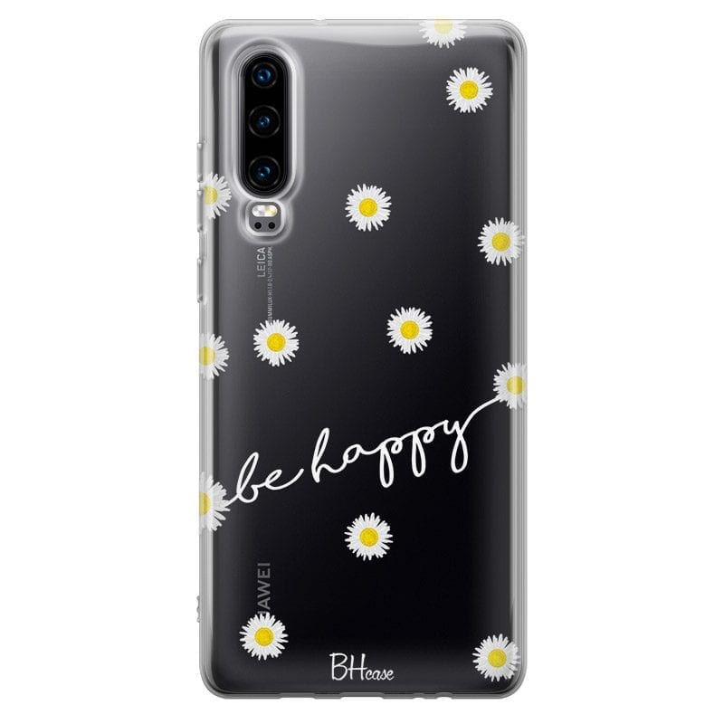 Be Happy Case Huawei P30