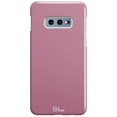 Candy Pink Color Case Samsung S10e