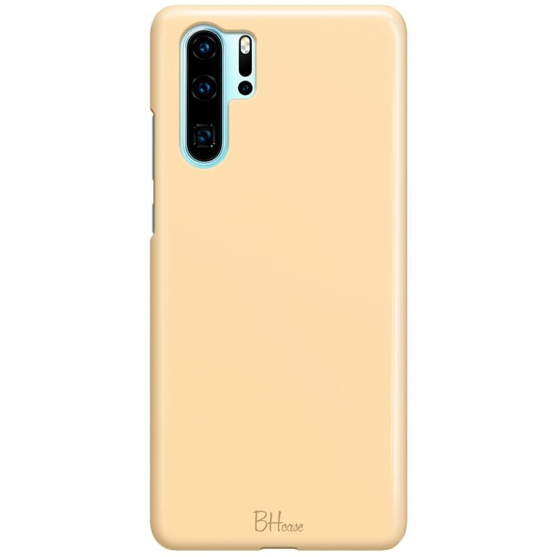 Champagne Color Case Huawei P30 Pro