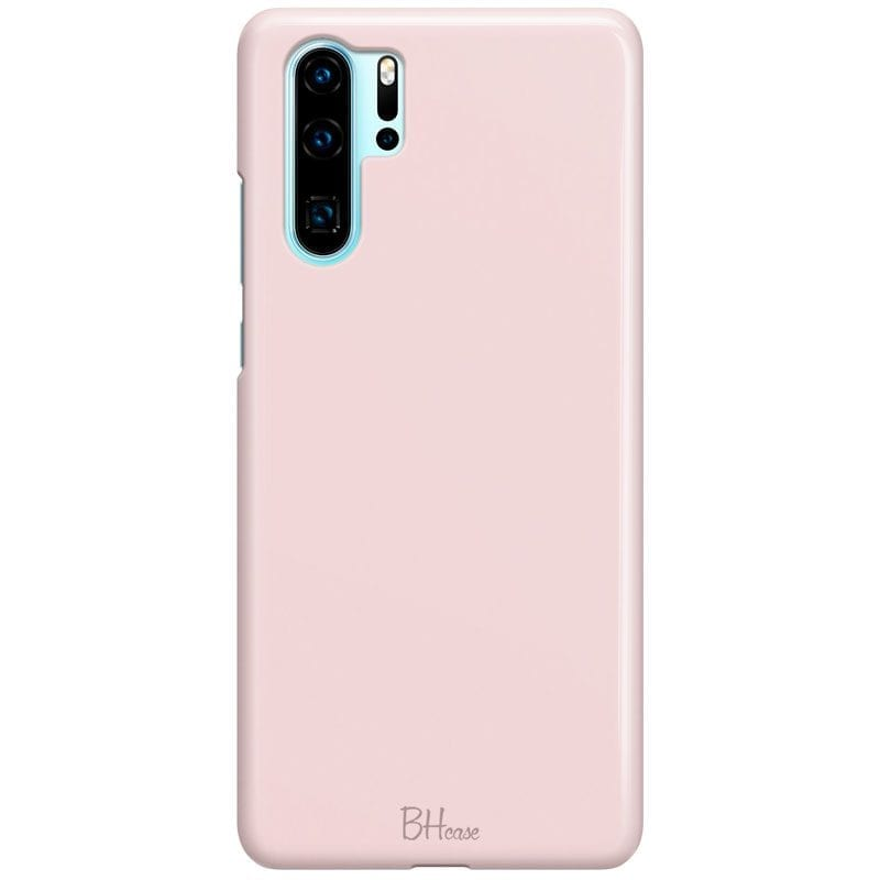 English Lavender Color Case Huawei P30 Pro