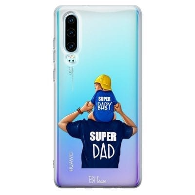 Father Is a Hero Case Huawei P30