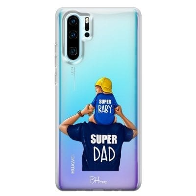 Father Is a Hero Case Huawei P30 Pro