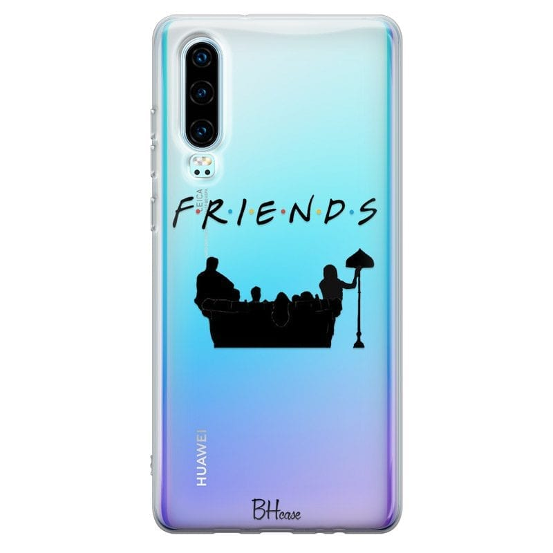 Friends Case Huawei P30