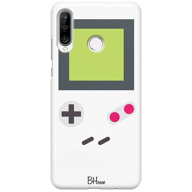 Gameboy Case Huawei P30 Lite