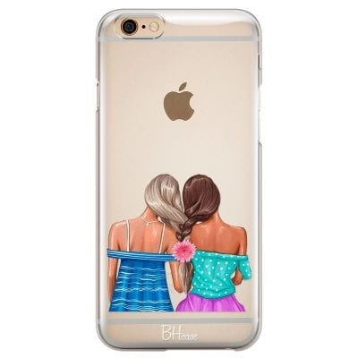 Girl Friends Case iPhone 6/6S