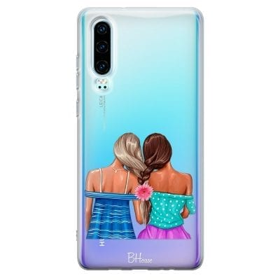 Girl Friends Case Huawei P30