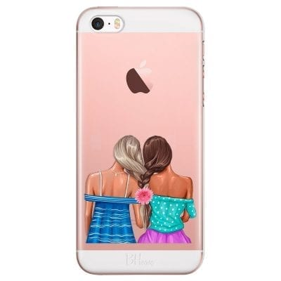 Girl Friends Case iPhone SE/5S