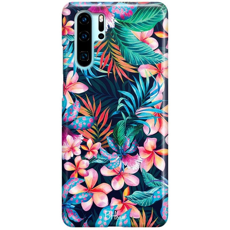 Hawai Floral Case Huawei P30 Pro