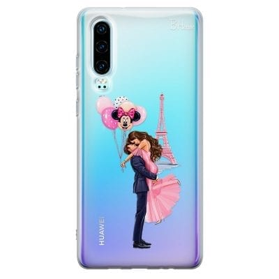 Love in Paris Case Huawei P30