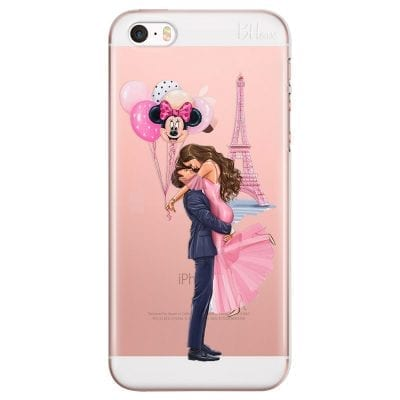 Love in Paris Case iPhone SE/5S
