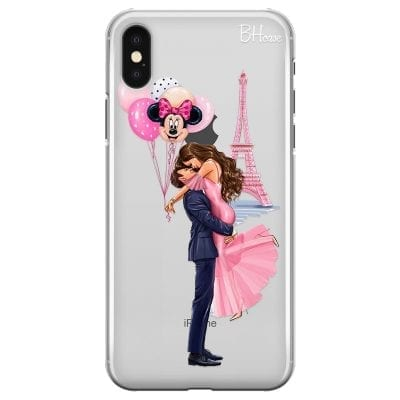 Love in Paris Case iPhone X/XS