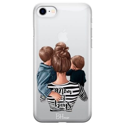 Mom of Boys Case iPhone 7/8