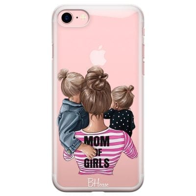 Mom of Girls Case iPhone 7/8