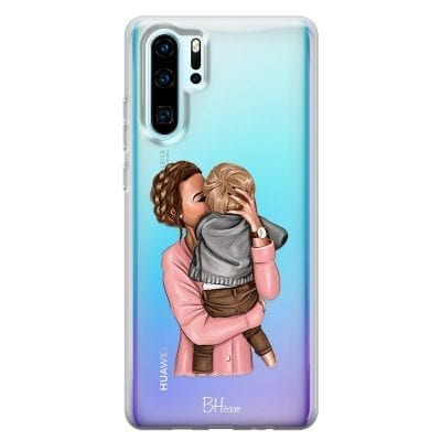 Mom With Baby Case Huawei P30 Pro