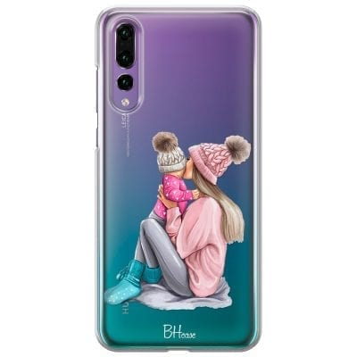 Mother's Kiss Case Huawei P20 Pro