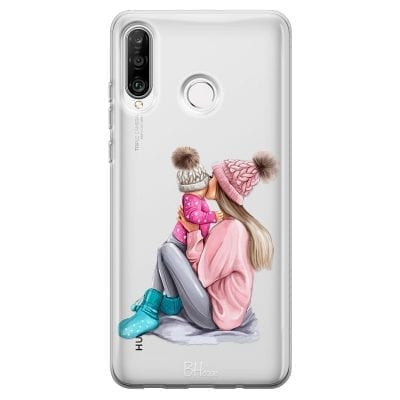 Mother's Kiss Case Huawei P30 Lite