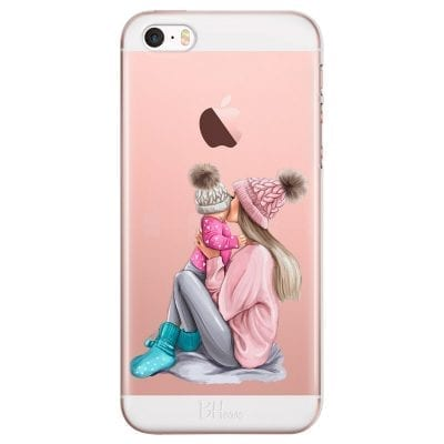 Mother's Kiss Case iPhone SE/5S