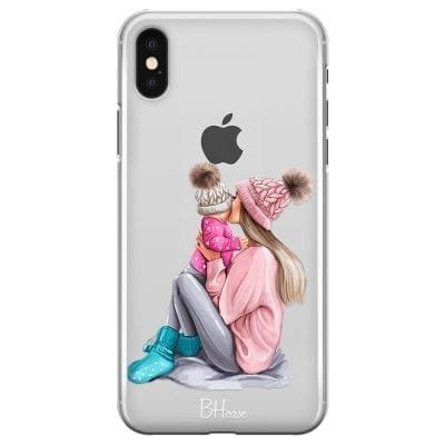 Mother's Kiss Case iPhone X/XS