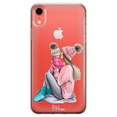 Mother's Kiss Case iPhone XR