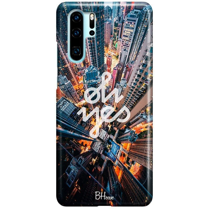 Oh Yes Case Huawei P30 Pro