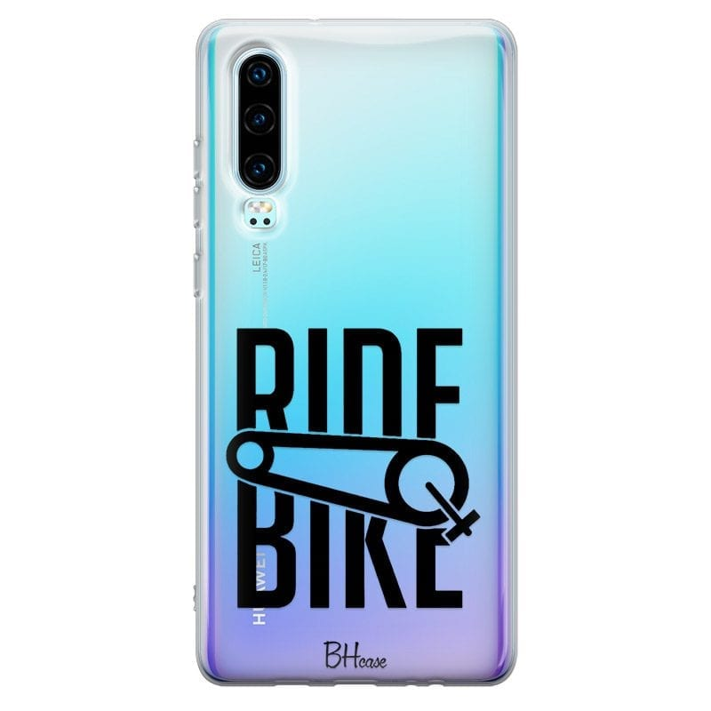 Ride Bike Case Huawei P30
