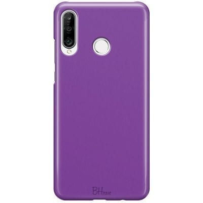 Violet Color Case Huawei P30 Lite