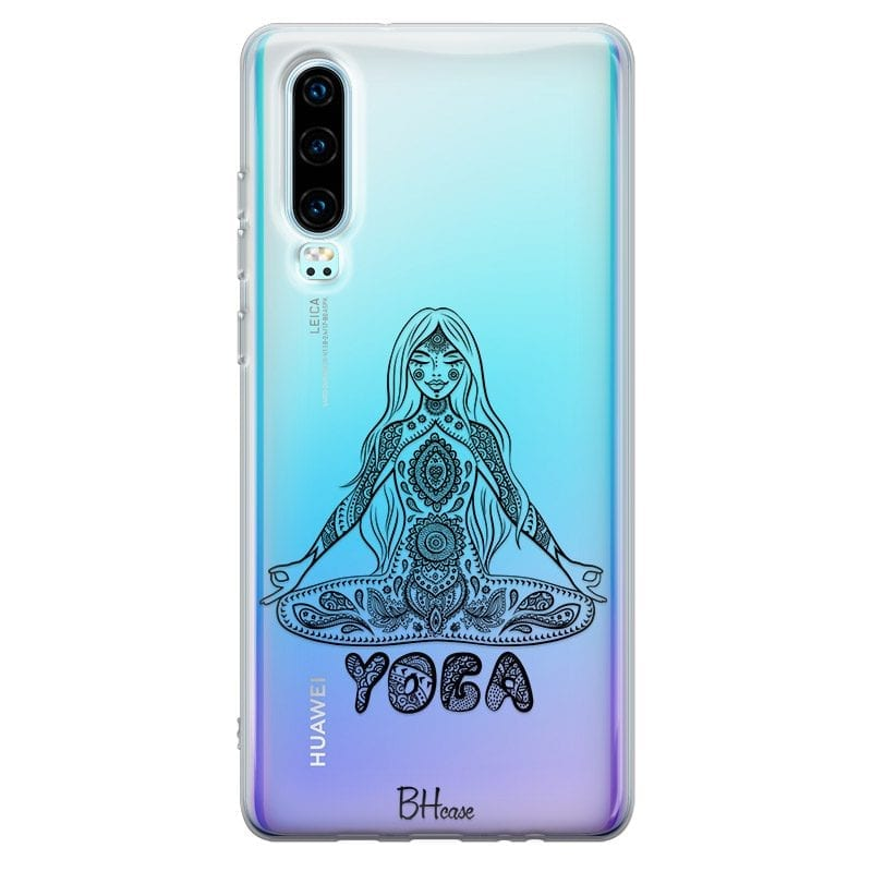 Yoga Meditation Case Huawei P30