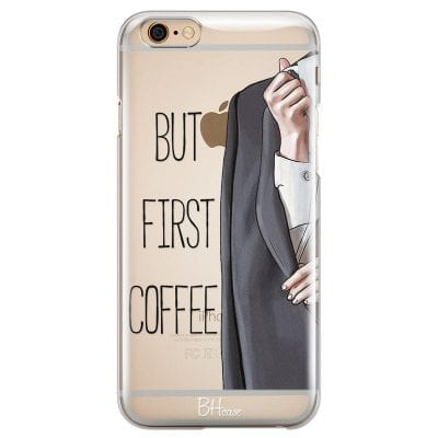 Coffee First Case iPhone 6 Plus/6S Plus