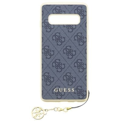 Guess Charms 4G Grey Case Samsung S10