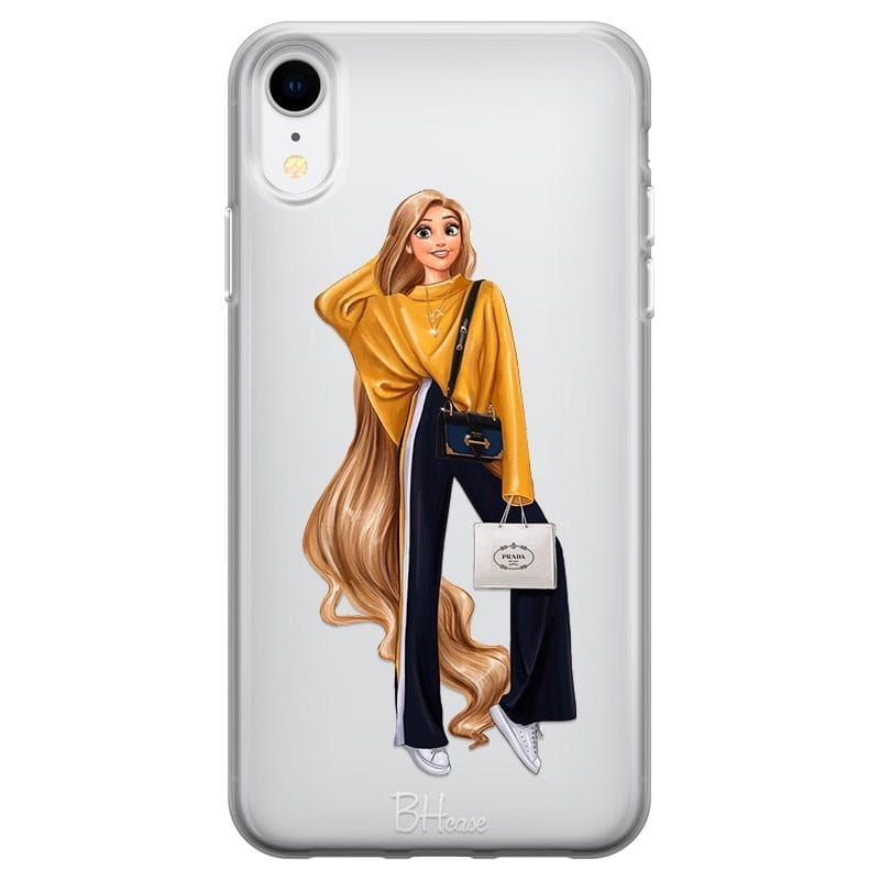 Prada Girl Case iPhone XR