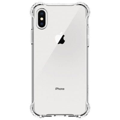 Spigen Rugged Crystal Clear Case iPhone X/XS