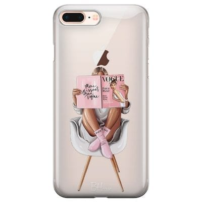 Vogue And Chill Case iPhone 7 Plus/8 Plus