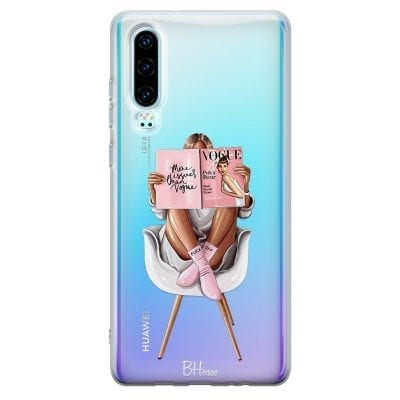 Vogue And Chill Case Huawei P30