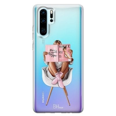 Vogue And Chill Case Huawei P30 Pro