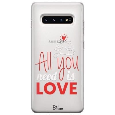 All You Need Is Love Case Samsung S10