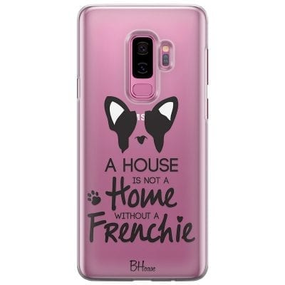 Frenchie Home Case Samsung S9 Plus
