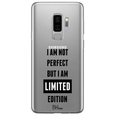 I Am Limited Edition Case Samsung S9 Plus